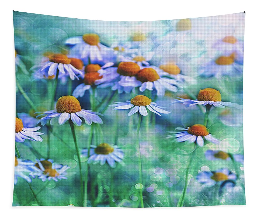 Summer Tapestry featuring the photograph Summer Serenity by Pixabay