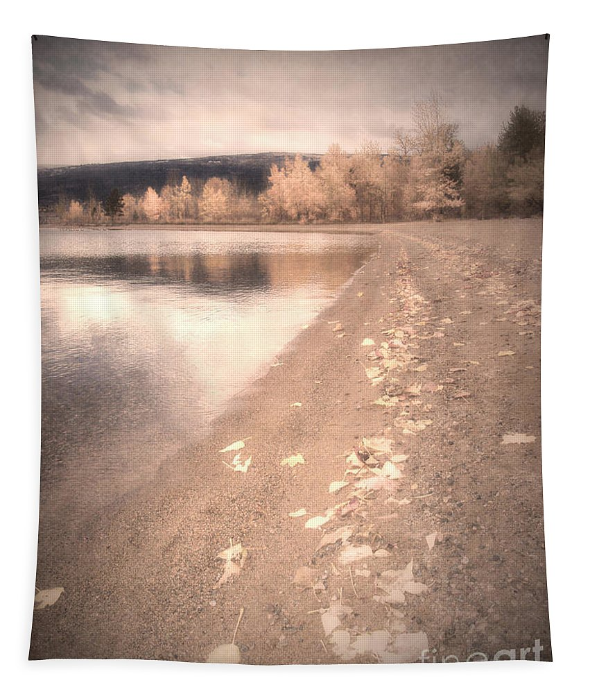 Beach Tapestry featuring the photograph A Pastel Afternoon by Tara Turner