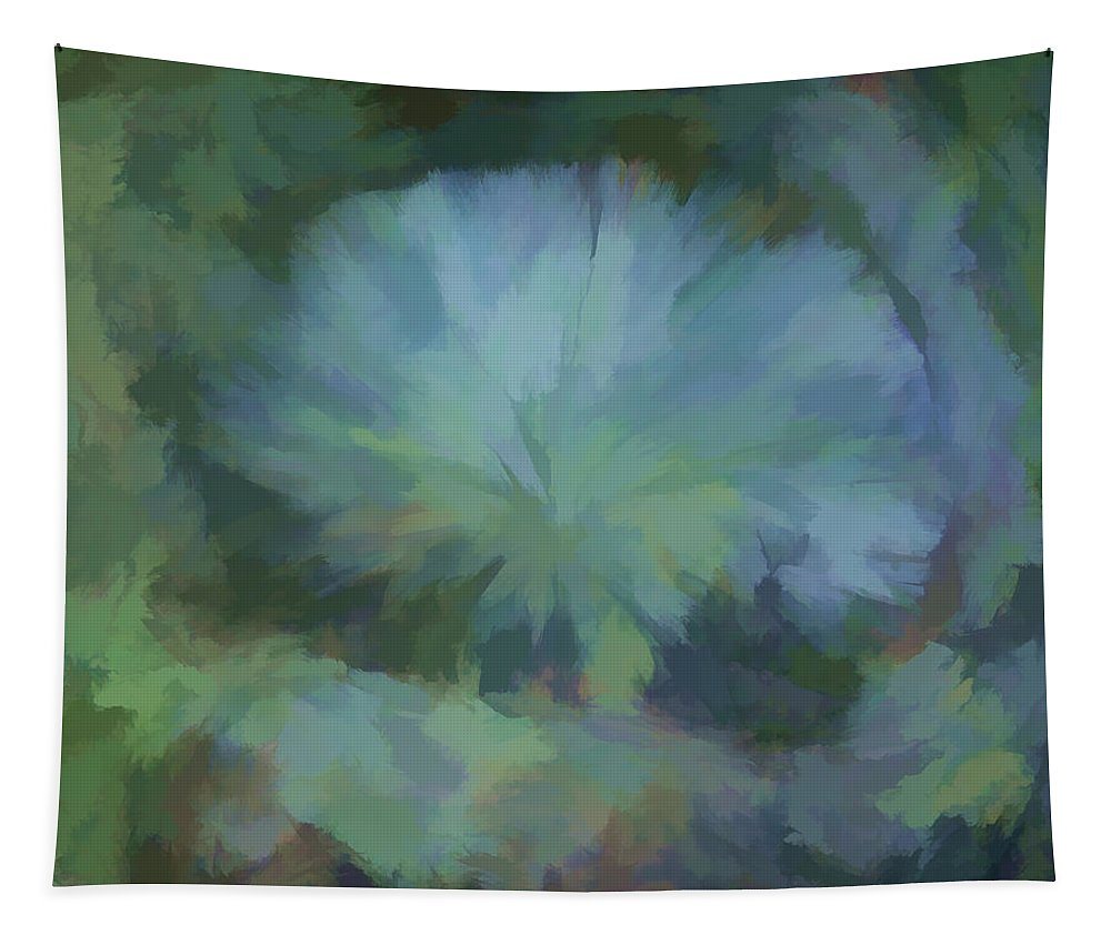 Oak Tapestry featuring the photograph Abstractions From Nature - Live Oak Collar by Mitch Spence