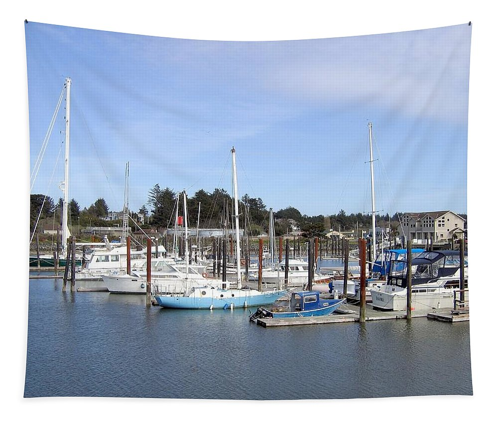 Bandon Tapestry featuring the photograph Bandon 19 by Will Borden