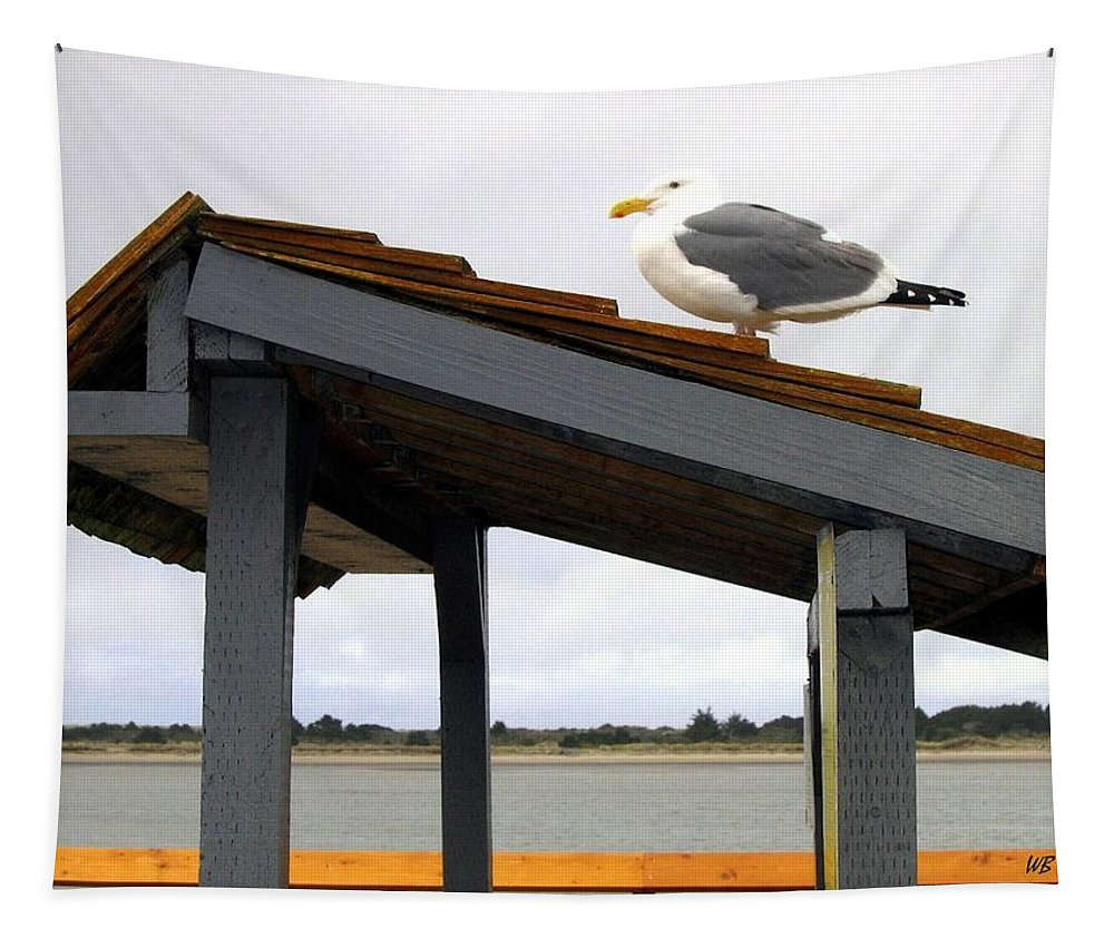 Bandon Tapestry featuring the photograph Bandon 3 by Will Borden