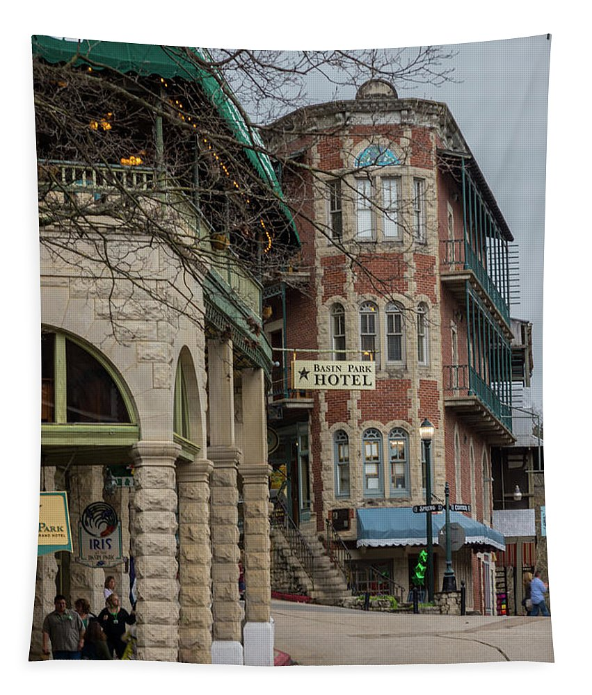 America Tapestry featuring the photograph Basin Park And Flatiron Flats by Jennifer White