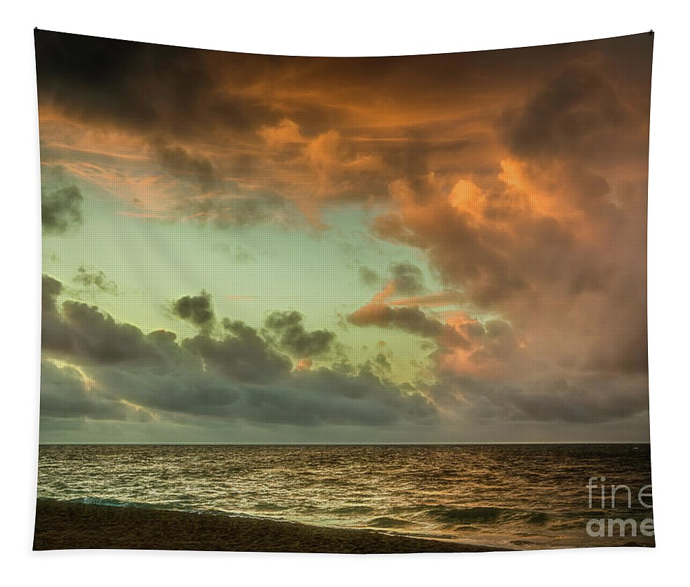 Jon Burch Tapestry featuring the photograph Before Sunrise by Jon Burch Photography