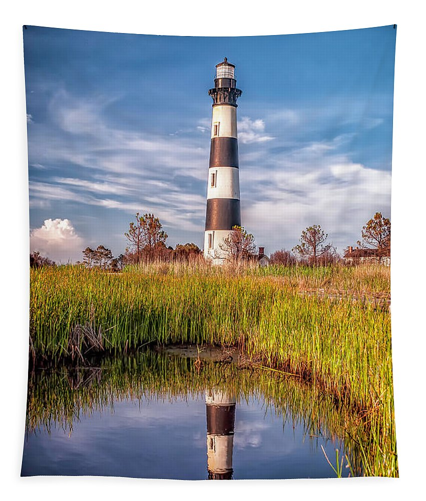 Atlantic Tapestry featuring the photograph Bodie Reflection by Nick Zelinsky