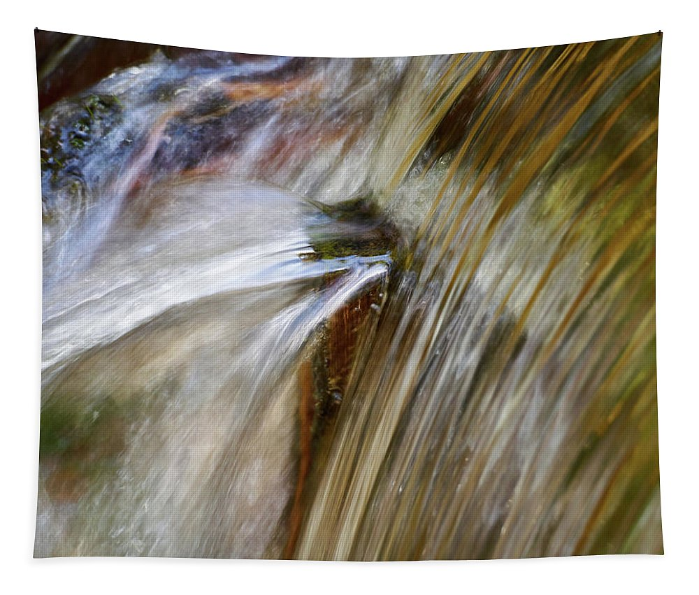 Finland Tapestry featuring the photograph By The Mill. Water by Jouko Lehto