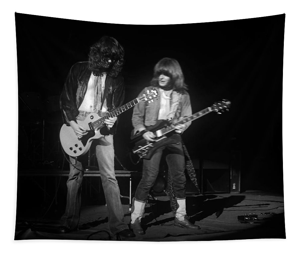 Derringer Tapestry featuring the photograph Derringer 77 #59 by Ben Upham