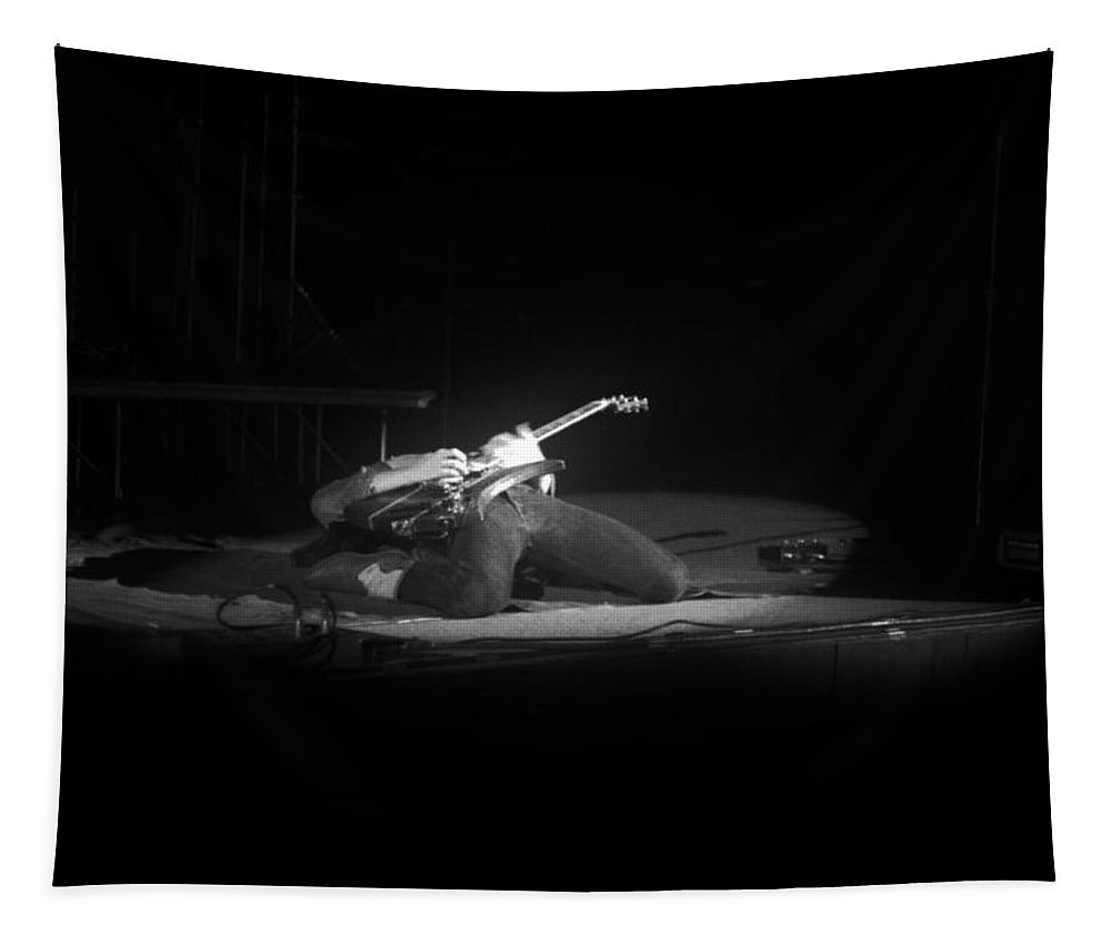 Derringer Tapestry featuring the photograph Derringer 77 #60 by Ben Upham