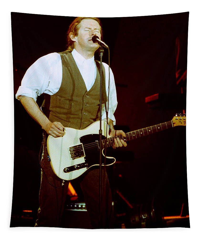 Don Henley Tapestry featuring the photograph Don Henley 90-3244 by Gary Gingrich Galleries