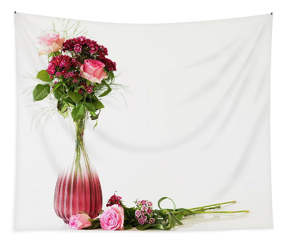 Wendy Tapestry featuring the photograph Elegance by Wendy Wilton