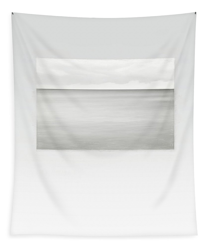 Horizon Tapestry featuring the photograph Fierce Calm by Scott Norris