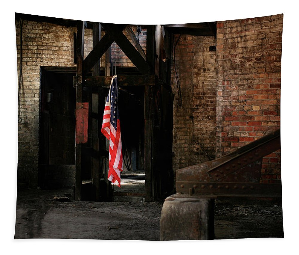 Freedom Tapestry featuring the photograph Freedom by Kyle Findley