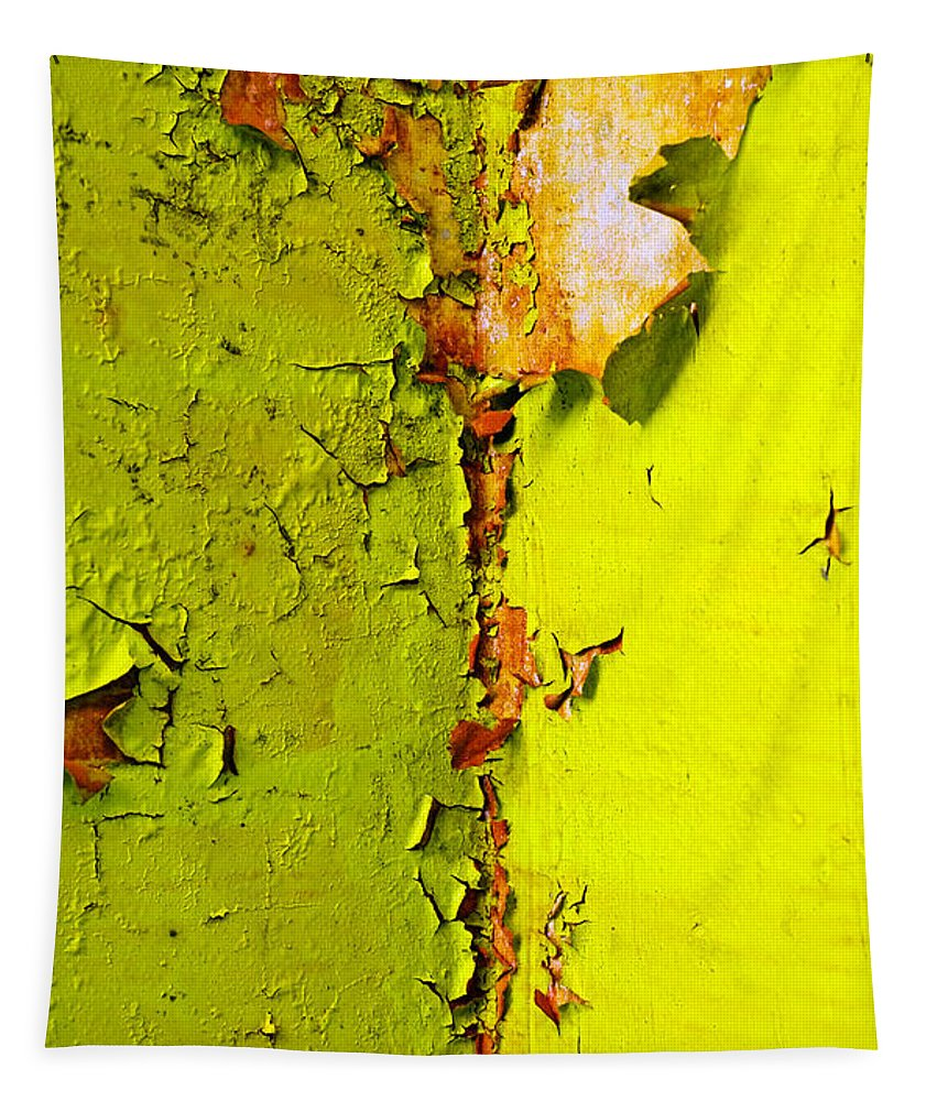 Skip Hunt Tapestry featuring the photograph Going Green by Skip Hunt