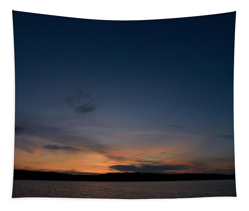 Lehtokukka Tapestry featuring the photograph Gulf Of Pohja 3 by Jouko Lehto