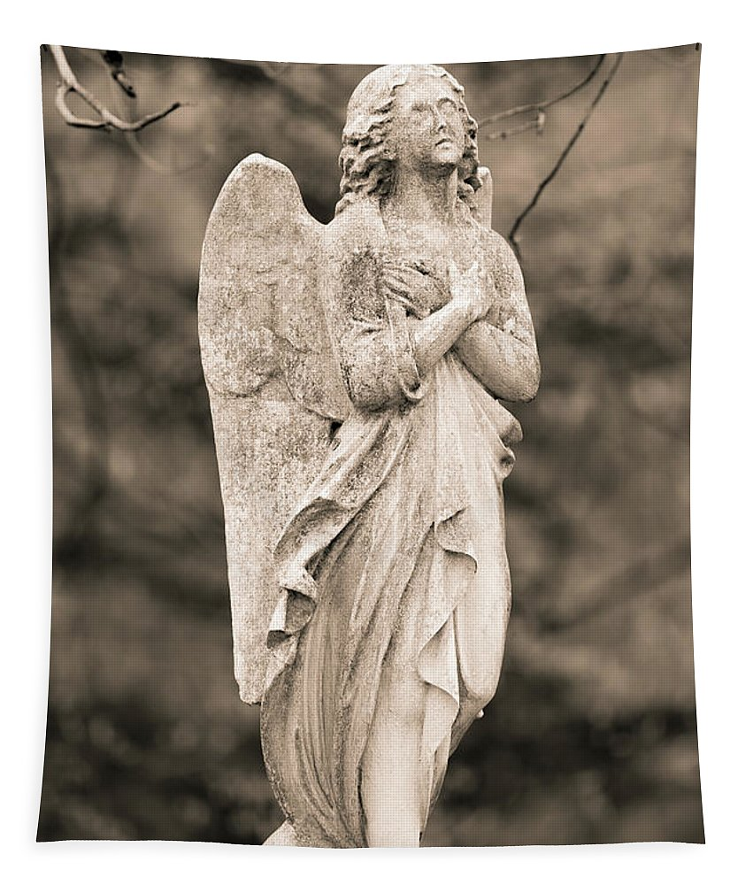 Heavenly Love Tapestry featuring the photograph Heavenly Love by Dale Kincaid