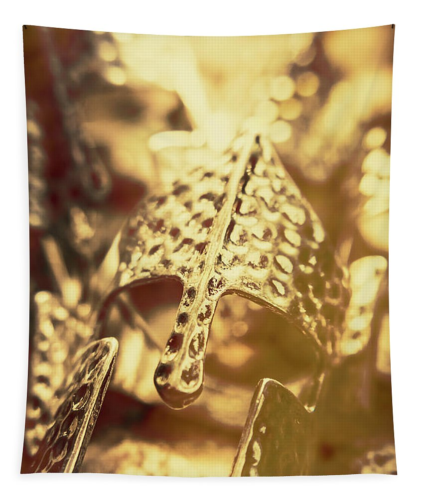 History Tapestry featuring the photograph Illuminating The Dark Ages by Jorgo Photography - Wall Art Gallery