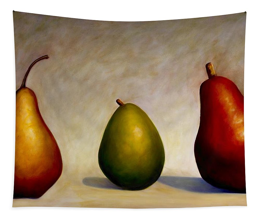 Still Life Tapestry featuring the painting In Repair by Shannon Grissom