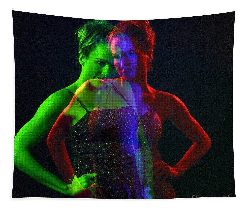 Model Tapestry featuring the photograph Kelliergb-1 by Gary Gingrich Galleries
