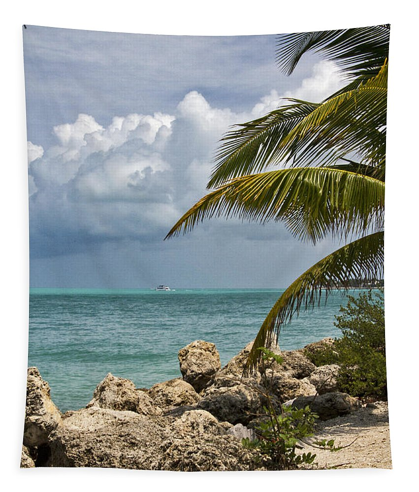 Tropical Tapestry featuring the photograph Key West Paradise 4 by Bob Slitzan
