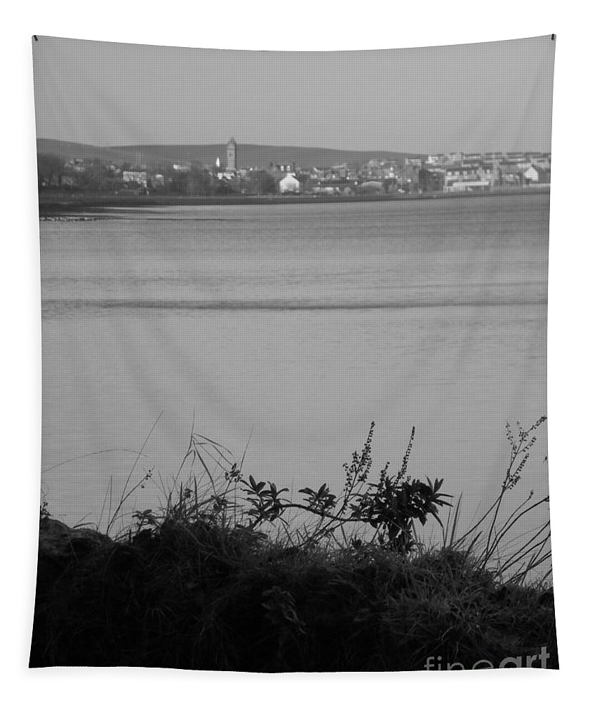 Campbeltown Tapestry featuring the photograph Kintyre Plus Ten by Peter McClure