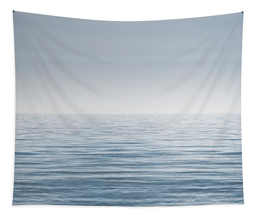 Water Tapestry featuring the photograph Limitless by Scott Norris