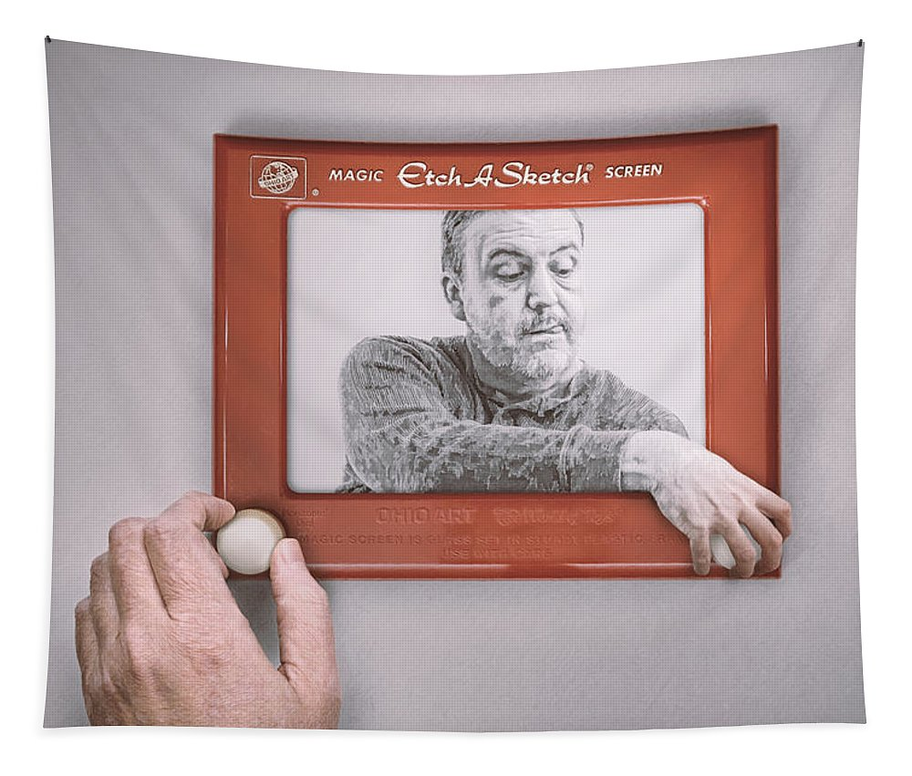 365 Project Tapestry featuring the photograph Magic Screen Duet by Scott Norris