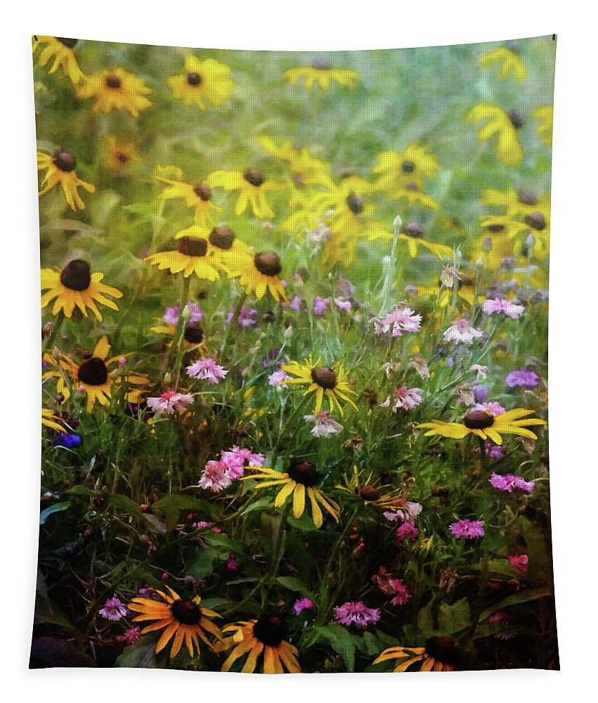 Impressionist Tapestry featuring the photograph Majority 2658 Idp_2 by Steven Ward
