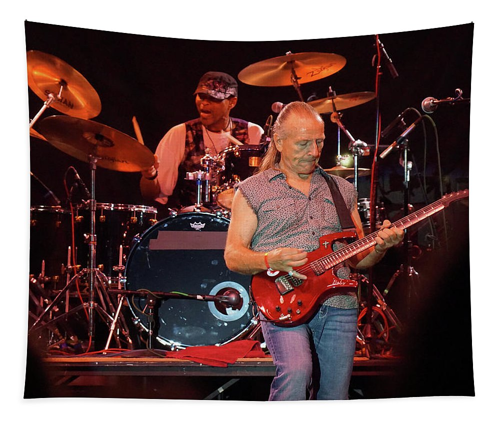 Classic Rock Tapestry featuring the photograph Mf #13 by Ben Upham