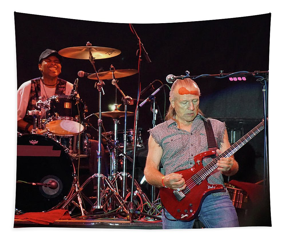 Classic Rock Tapestry featuring the photograph Mf #15 by Ben Upham