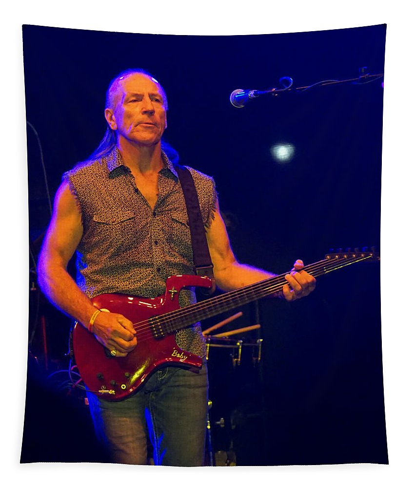 Classic Rock Tapestry featuring the photograph Mf #26 by Ben Upham