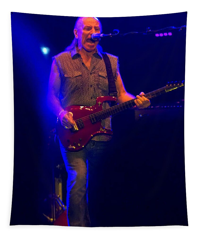 Classic Rock Tapestry featuring the photograph Mf #27 by Ben Upham