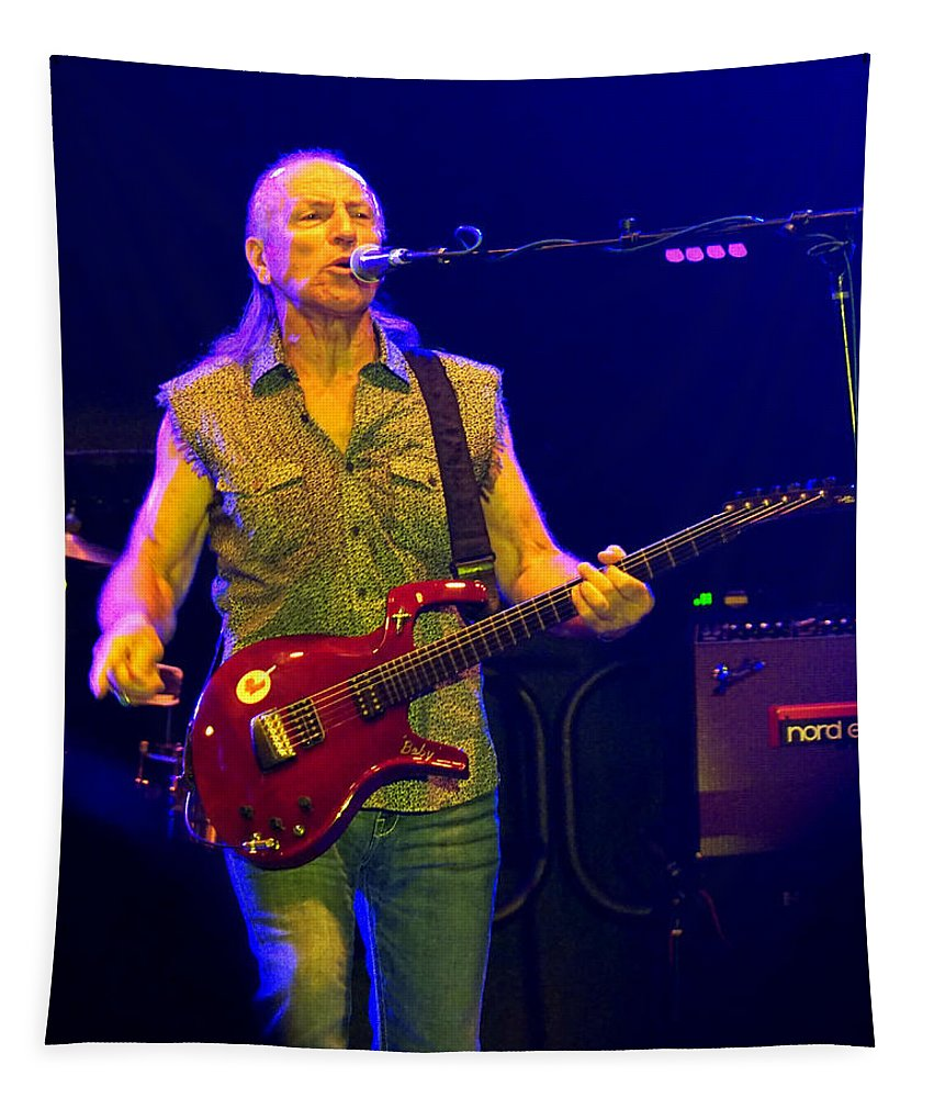 Classic Rock Tapestry featuring the photograph Mf #28 by Ben Upham