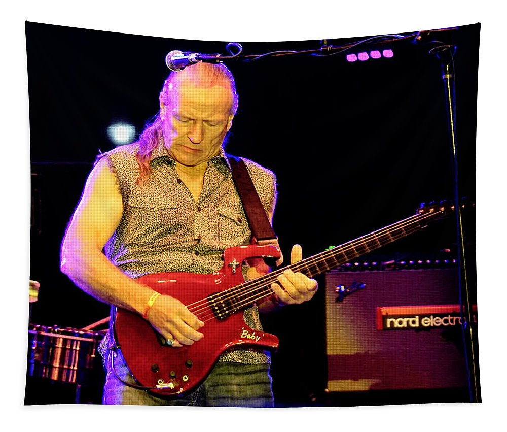 Classic Rock Tapestry featuring the photograph Mf #31 by Ben Upham