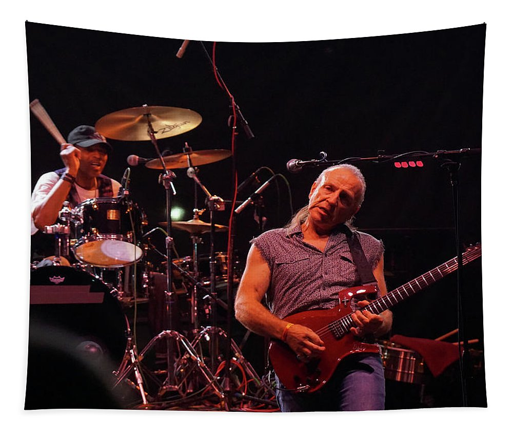 Classic Rock Tapestry featuring the photograph Mf #4 by Ben Upham