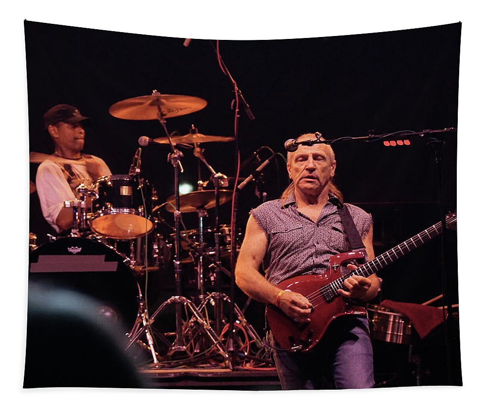 Classic Rock Tapestry featuring the photograph Mf #5 by Ben Upham