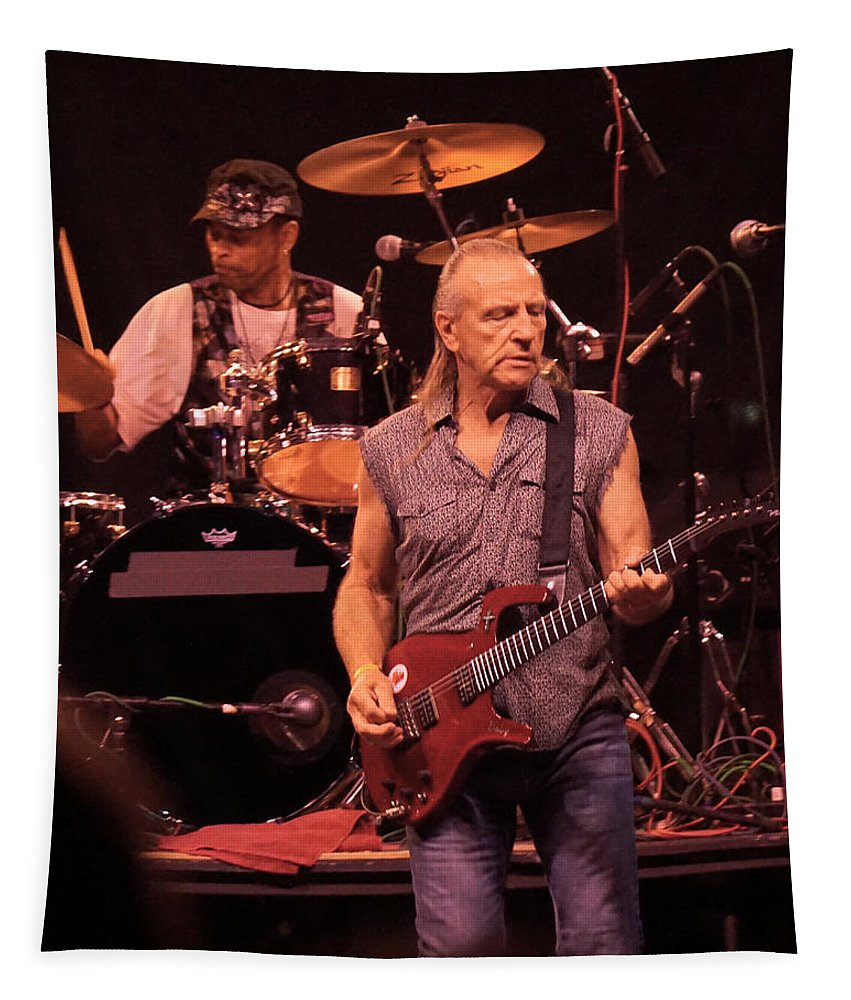 Classic Rock Tapestry featuring the photograph Mf #9 by Ben Upham