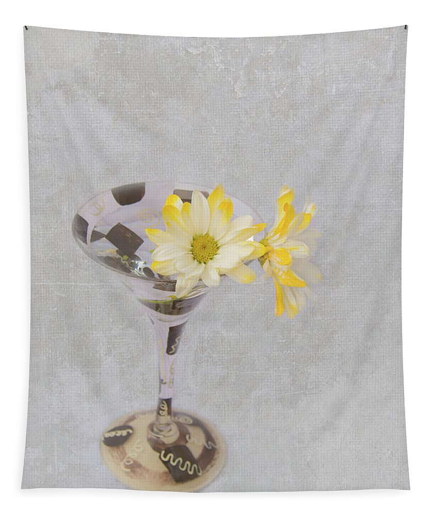 Martini Tapestry featuring the photograph Mochatini by Pamela Williams