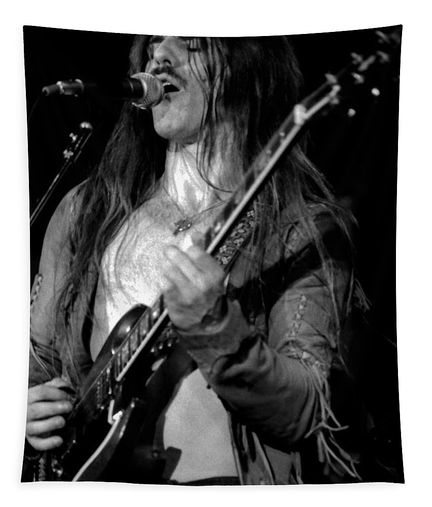 Frank Marino Tapestry featuring the photograph Mrmt #67 by Ben Upham
