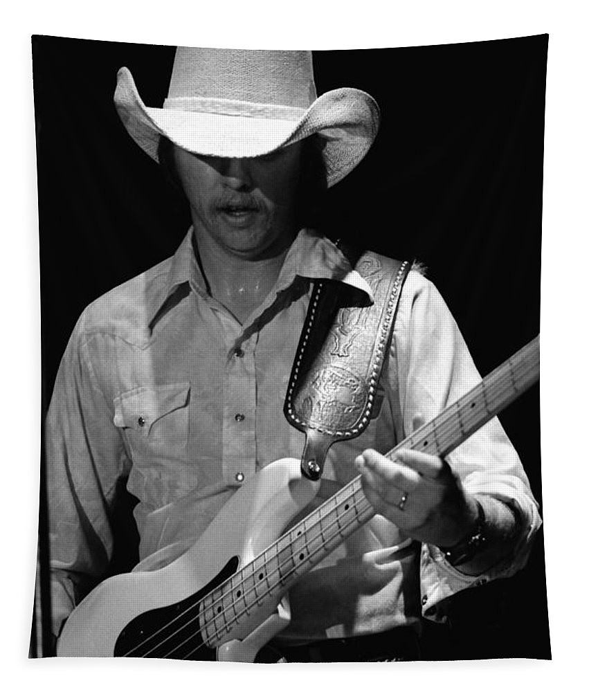Southern Rock Tapestry featuring the photograph Mtb77#32 by Ben Upham