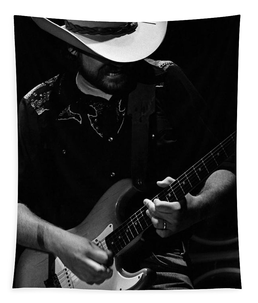 Southern Rock Tapestry featuring the photograph Mtb77#37 by Ben Upham