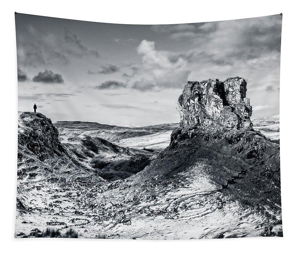 Kremsdorf Tapestry featuring the photograph Peak Of Imagination by Evelina Kremsdorf