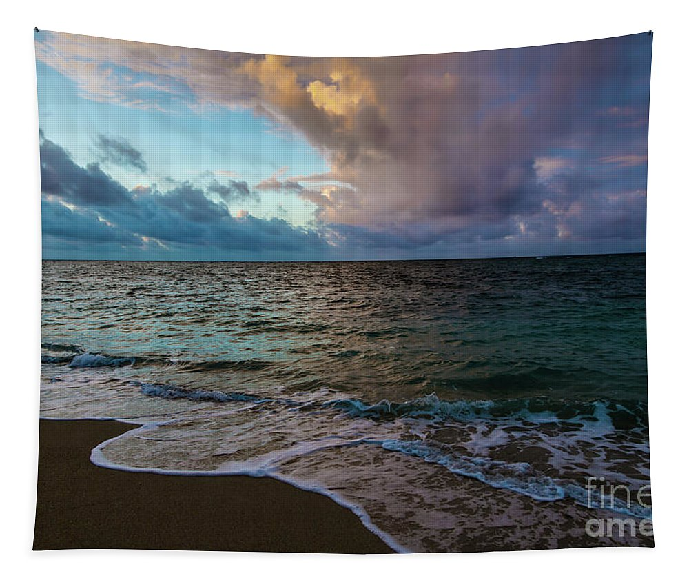 Jon Burch Tapestry featuring the photograph Quiet Light by Jon Burch Photography