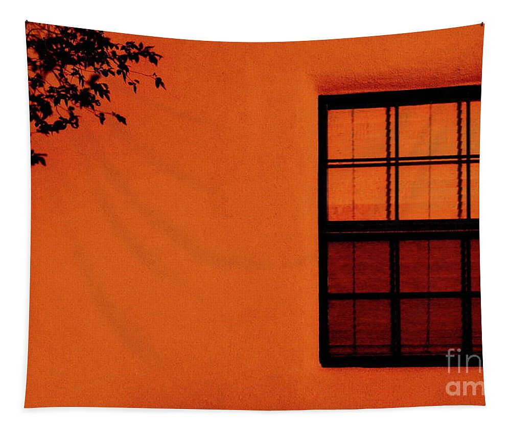 Digital Altered Photo Tapestry featuring the photograph Residential Style by Tim Richards