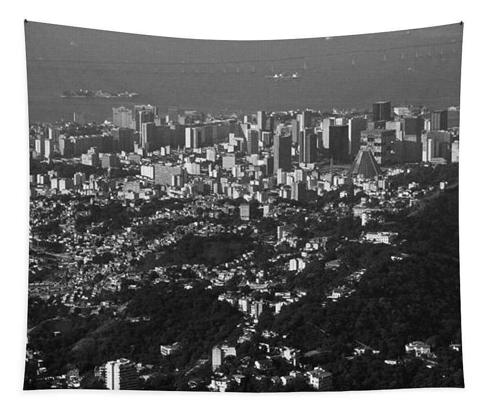 South America Tapestry featuring the photograph Rio De Janeiro by Juergen Weiss