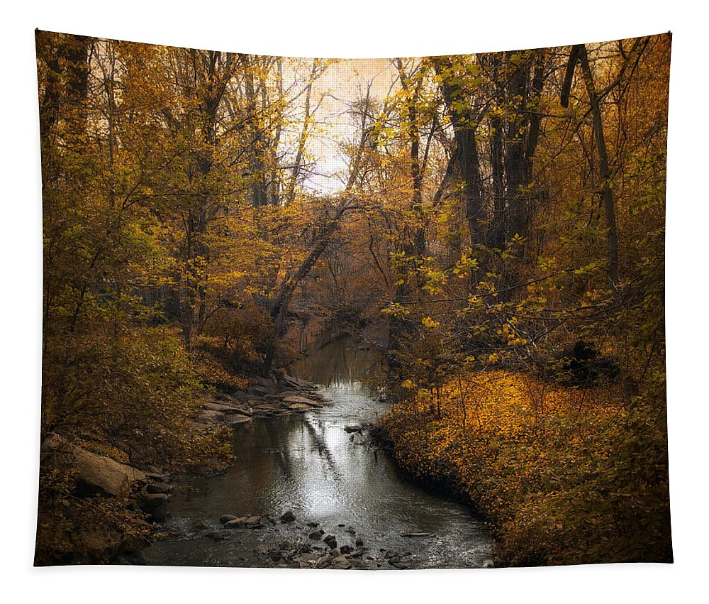 Seasons Tapestry featuring the photograph River Views by Jessica Jenney