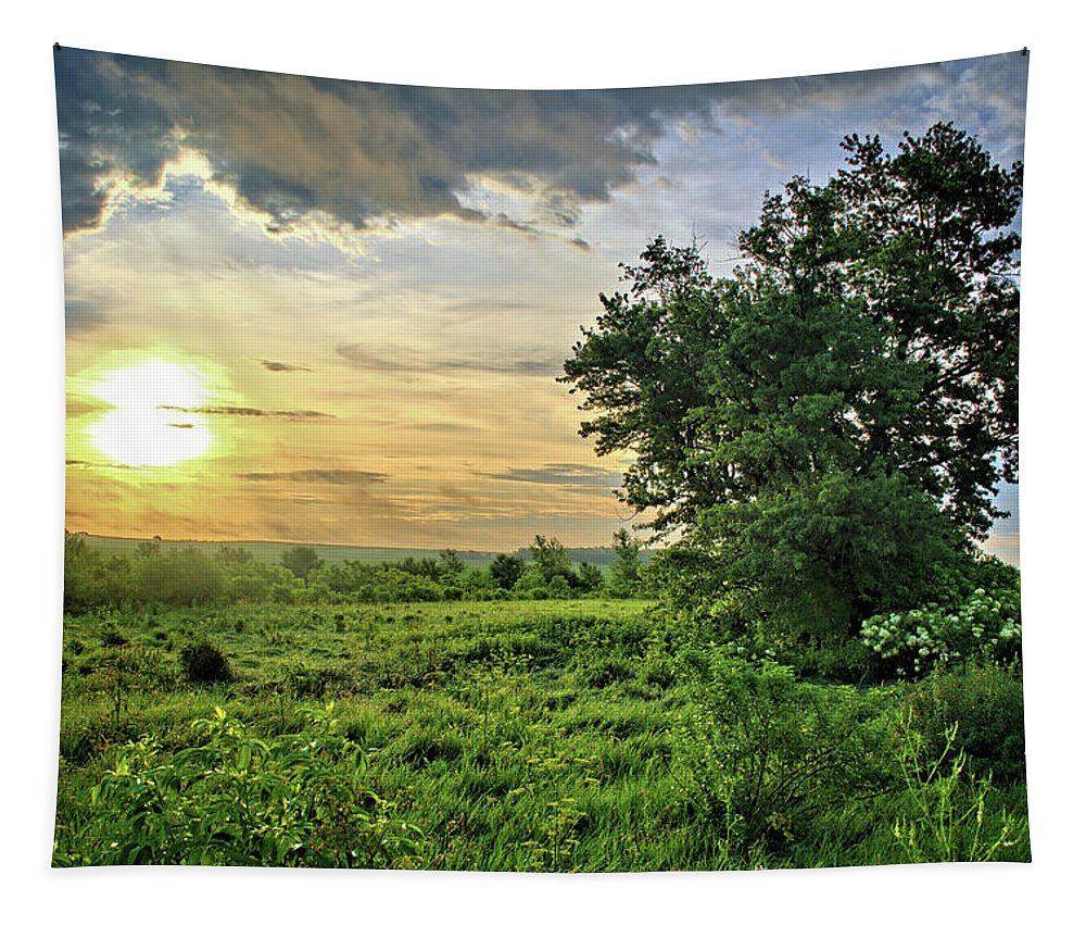 River Tapestry featuring the photograph Scenic Sunday 2 by Bonfire Photography