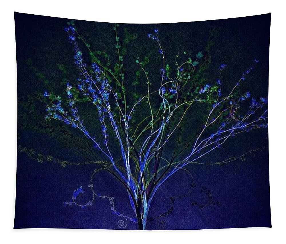 Augustine Tapestry featuring the photograph Since Love Grows Within You by Nick Heap