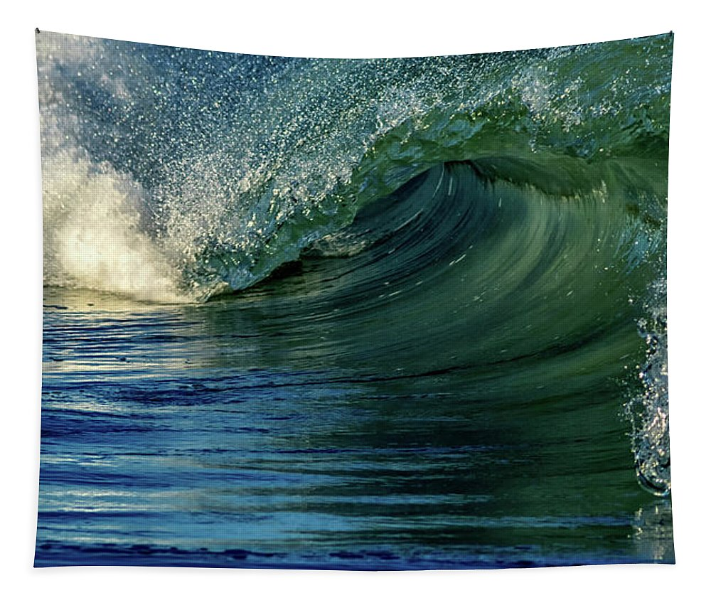 Sea Tapestry featuring the photograph Strength by Stelios Kleanthous