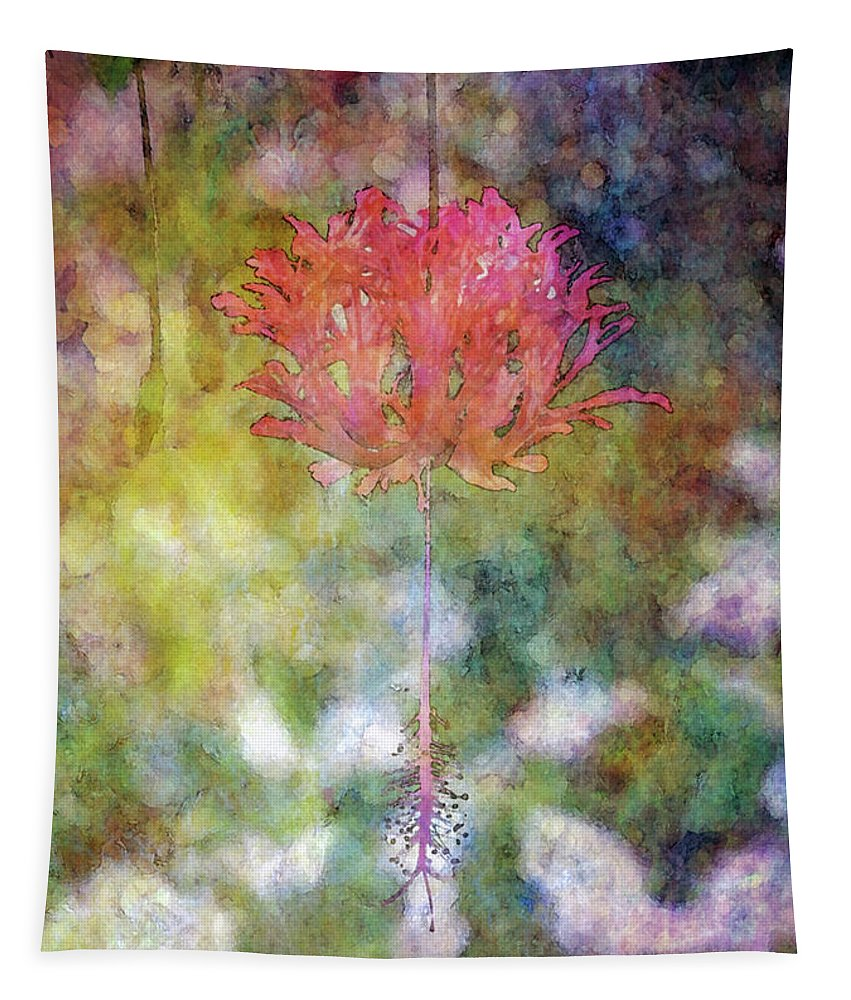 Suspended Tapestry featuring the photograph Suspended 8287 Idp_2 by Steven Ward