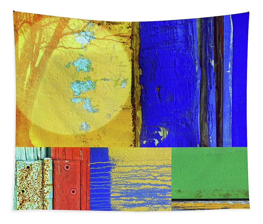 Urban Tapestry featuring the photograph Textures Of A Thurdsay by Tara Turner