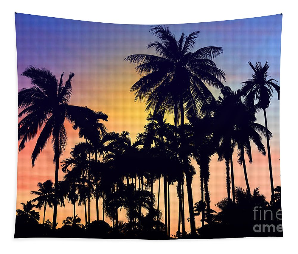 Thailand Tapestry featuring the photograph Thailand by Mark Ashkenazi